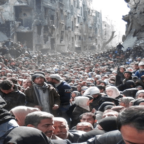 A situation not seen since World War 2 – Syria's Refugee Crisis