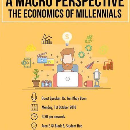 Macro Perspective II: The Economics of Millennials (2018)