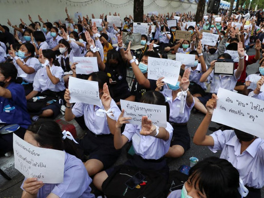 Is it all worth it?: Trying times for youths in Thailand