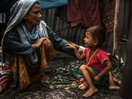 Rohingya Crisis: A Crafted Crisis in Veil?
