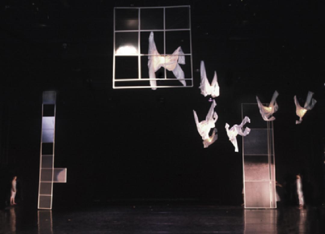 Ghosting 2001