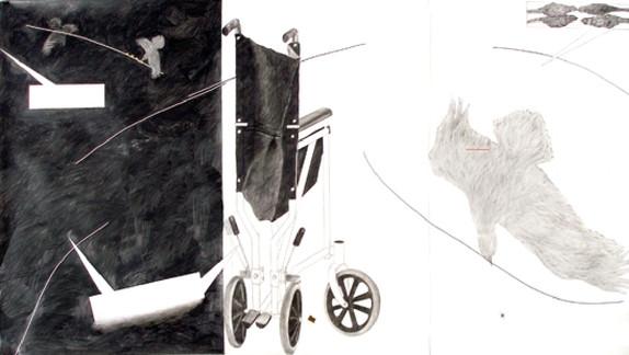 Ueber Das Ende Fahren (Driving Over The End) 2005