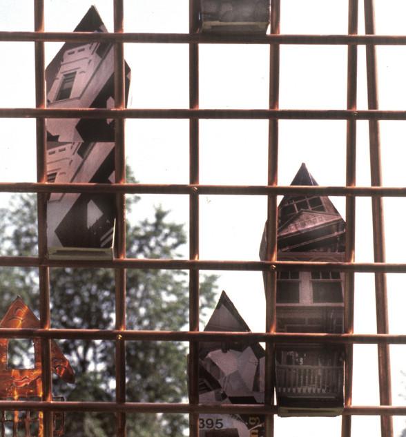 Neighborhood Bauhaus (detail) 2002