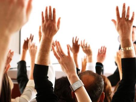Assembleia de Associados           Alteração da forma de participação