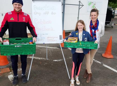 Cobham RFC supports local community