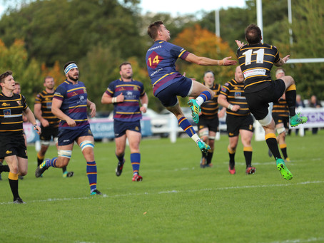 Cobham come good to defeat Cornish at home
