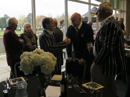 Golden Oldies return to Cobham RFC