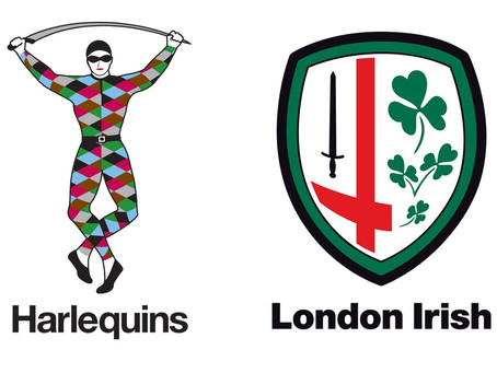 Quins Vs Irish Premiership Rugby Shield fixture - Monday night