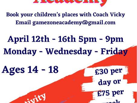 Game Zone Academy