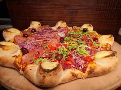 Pizza Vulcão Ponto Ka