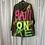 Thumbnail: Dark Khaki, Light Weight Ladies Parka (Medium)