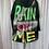 Thumbnail: Black, Light Weight Ladies Parka (medium)