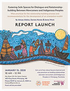 IPW Report Launch Poster - Fostering Saf