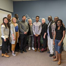 Oct 2019 Staff Meeting with MLA Union St