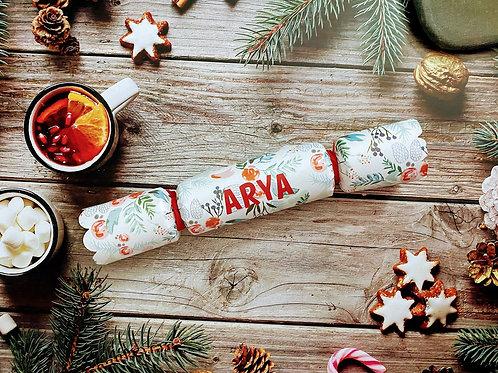 Personalised Christmas Cracker