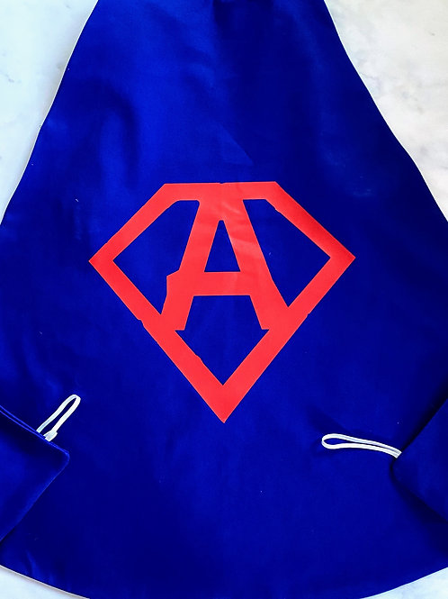 Personalised Kid's Cape - With Extras