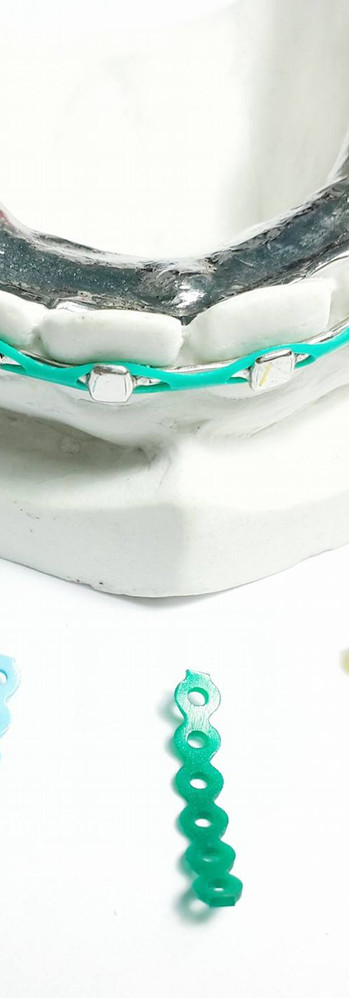 iDentist Silver Retainer Plus