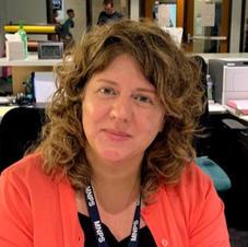 Jennifer Huddleston, Library Assistant