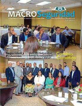 Portada 12ava Edicion Revista MACROSEGur