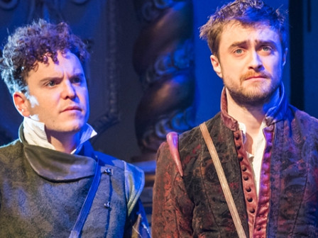 Rosencrantz and Guildenstern are Dead (Old Vic, 20th April 2017 - NTLive)