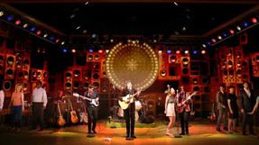 Sunny Afternoon (Harold Pinter Theatre, 26th August 2015)