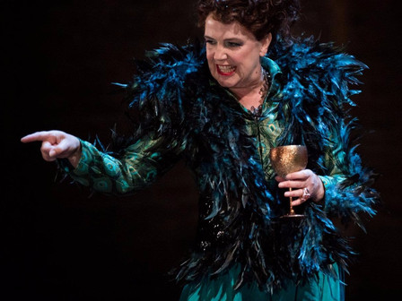 Salomé (10th August 2017, The Swan Theatre)