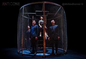 Antigone (2nd October 2017, The SandPit Theatre)