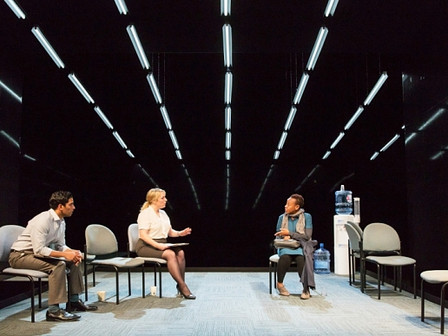 hang (Royal Court Theatre, 18th July 2015)