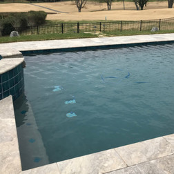Pool with Outdoor Speakers
