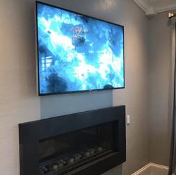 Sony TV Install