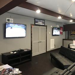 Pro Vision Hockey Lounge