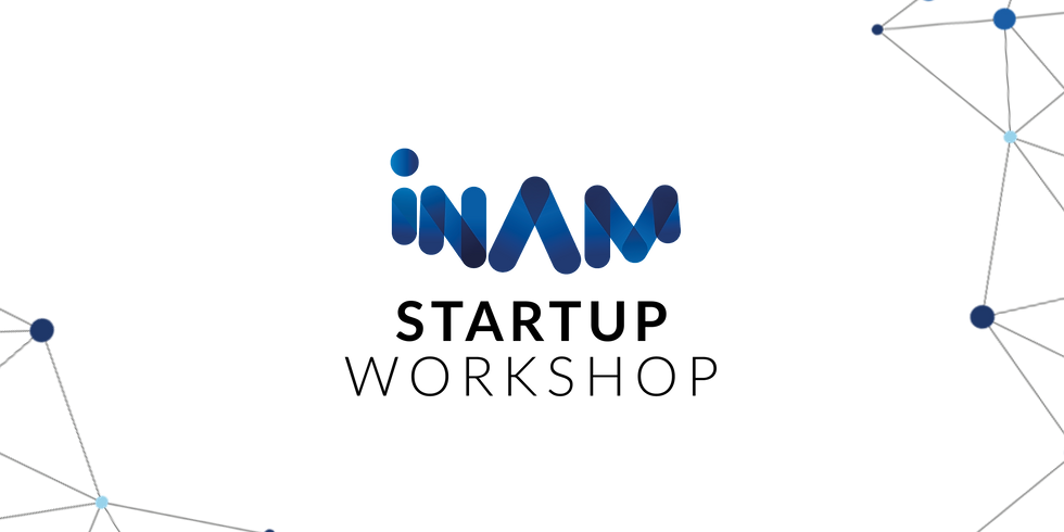INAM Startup Workshop: White Papers & Material Transfer Agreements