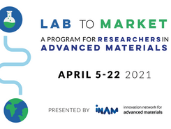 INAM Launches Lab to Market Program for Researchers in Advanced Materials