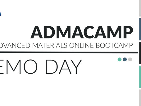 Register Now for the AdMaCamp Online Demo day!