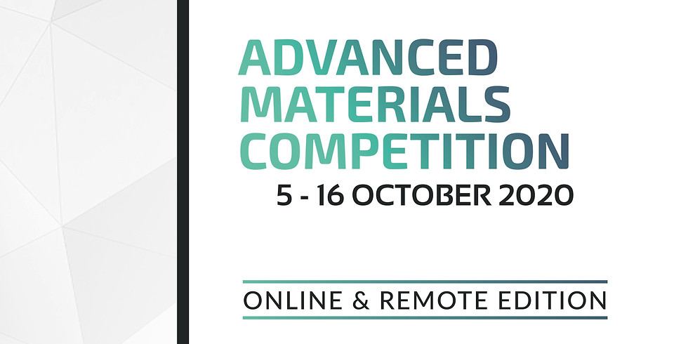 AdMaCom 2020 - The Advanced Materials Competition Accelerator