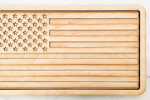American Flag Board