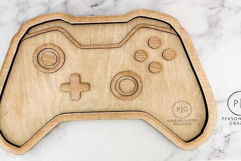 Game Controller Charcuterie Board