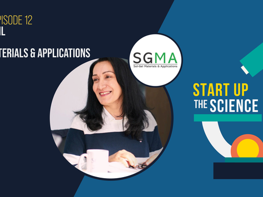 Fanya Ismail of SGMA on Start Up the Science Podcast