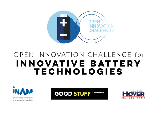 Announcing the New Open Innovation Challenge for Innovative Battery Technology