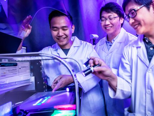 #FounderFriday: Nanolumi | Perovskite Quantum Dots for Displays