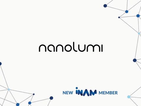 The Innovation Network for Advanced Materials Announces Nanolumi as New Startup Member