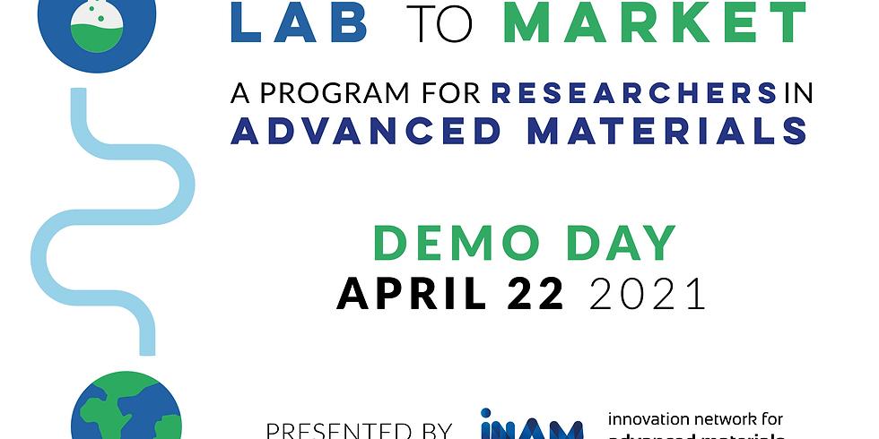 Lab to Market 2021 Online Demo Day