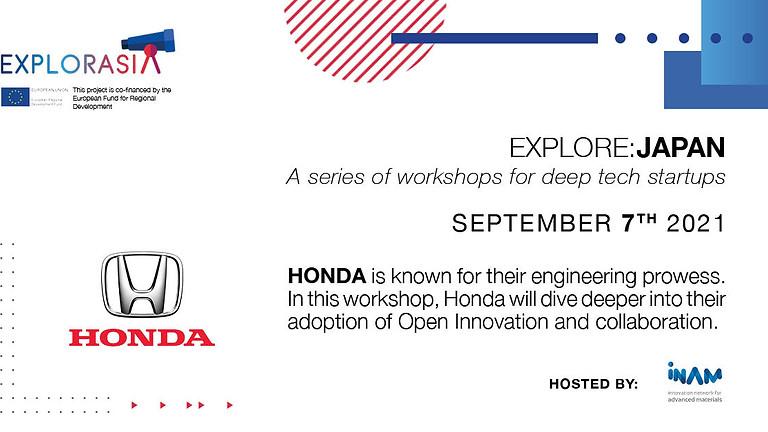 Expore:Japan with Honda