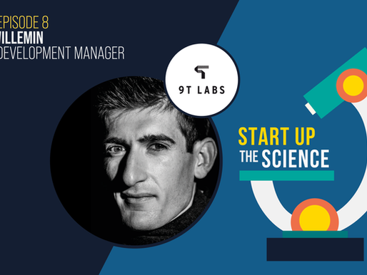 9T Labs on Start Up the Science Podcast