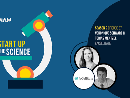 faCellitate on the Start Up the Science Podcast