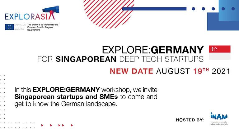 Explore:GERMANY