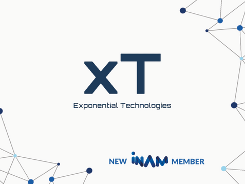 INAM Welcomes Exponential Technologies as New Startup Member
