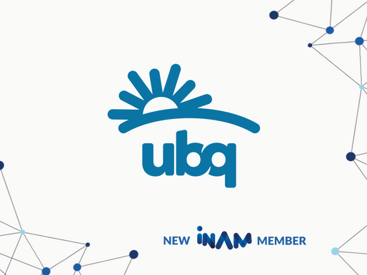 The Innovation Network for Advanced Materials Welcomes UBQ as New Startup Member