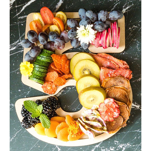 Charcuterie Board Numbers Small