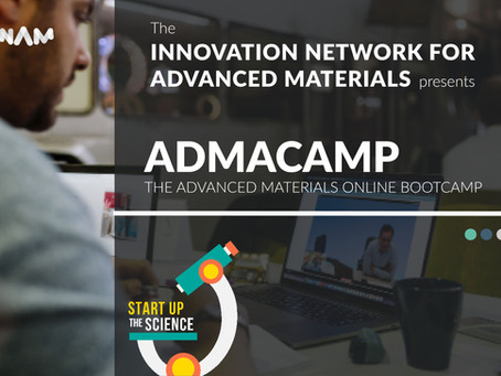 Start Up the Science Podcast Presents: AdMaCamp!